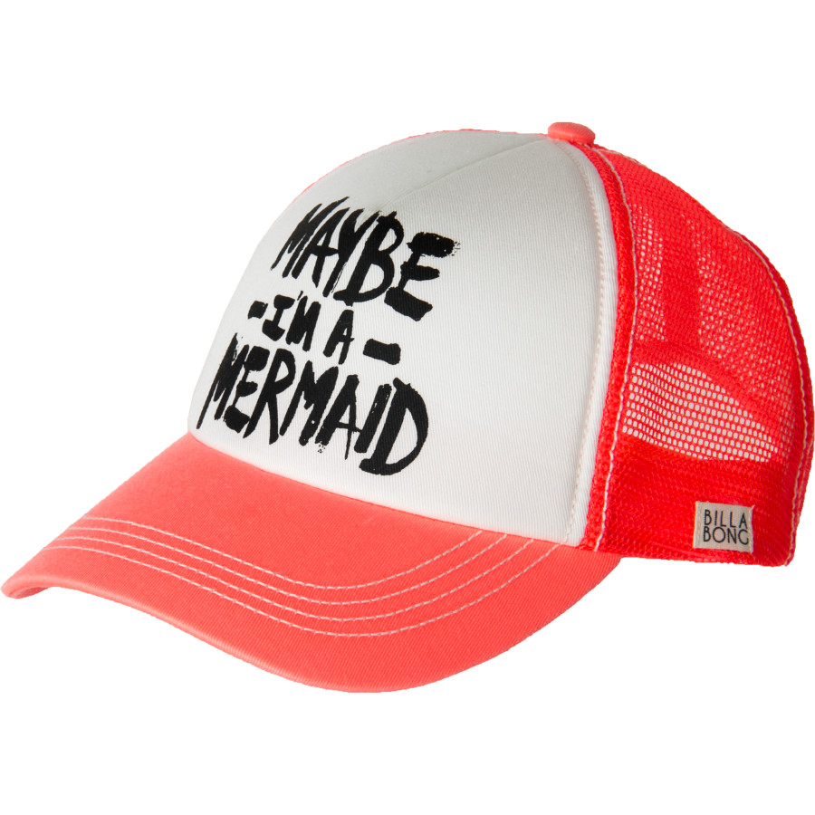 billabong it s time trucker hat s backcountry