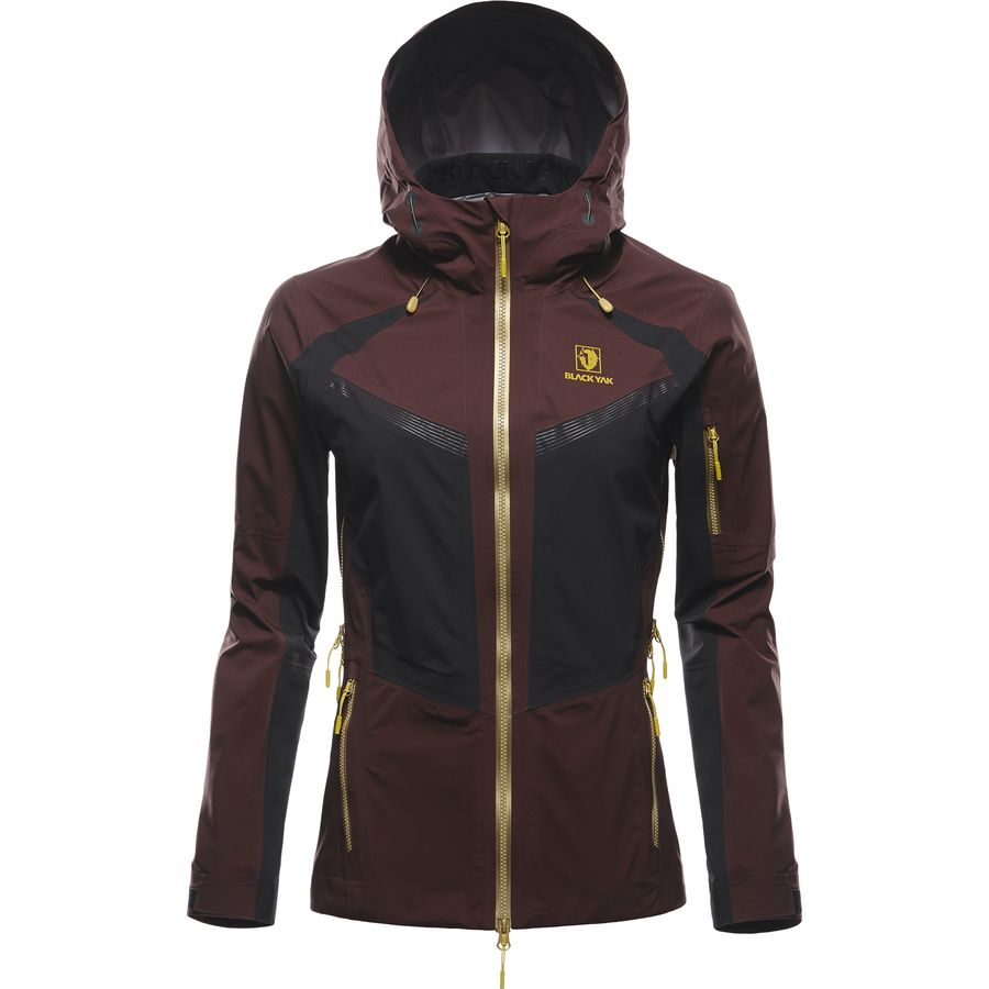 Black Yak SIBU Gore C-Knit Jacket - Womenu0026#39;s | Backcountry.com