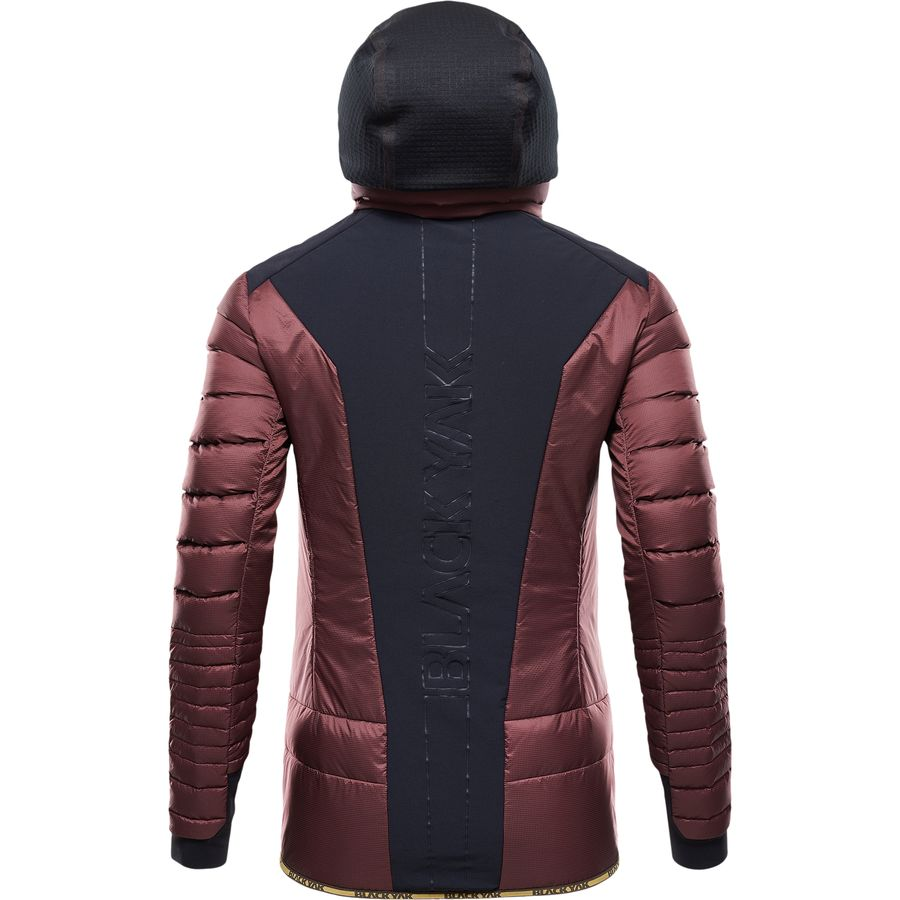 Black Yak Sibu Hybrid Down Jacket - Womenu0026#39;s | Backcountry.com