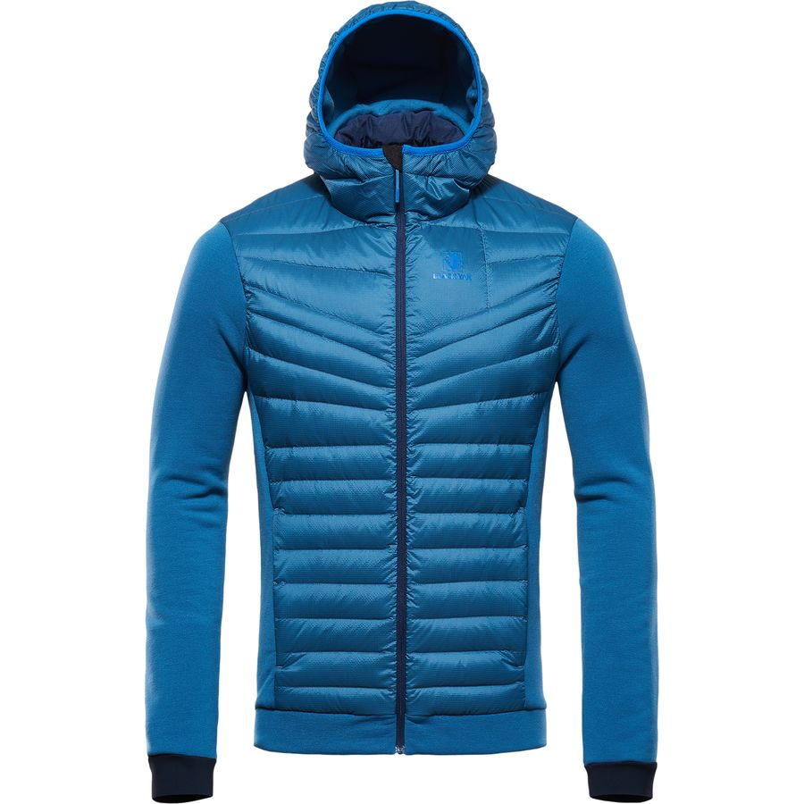 Black Yak Pali Base Camp Hoody Down Jacket - Menu0026#39;s | Backcountry.com