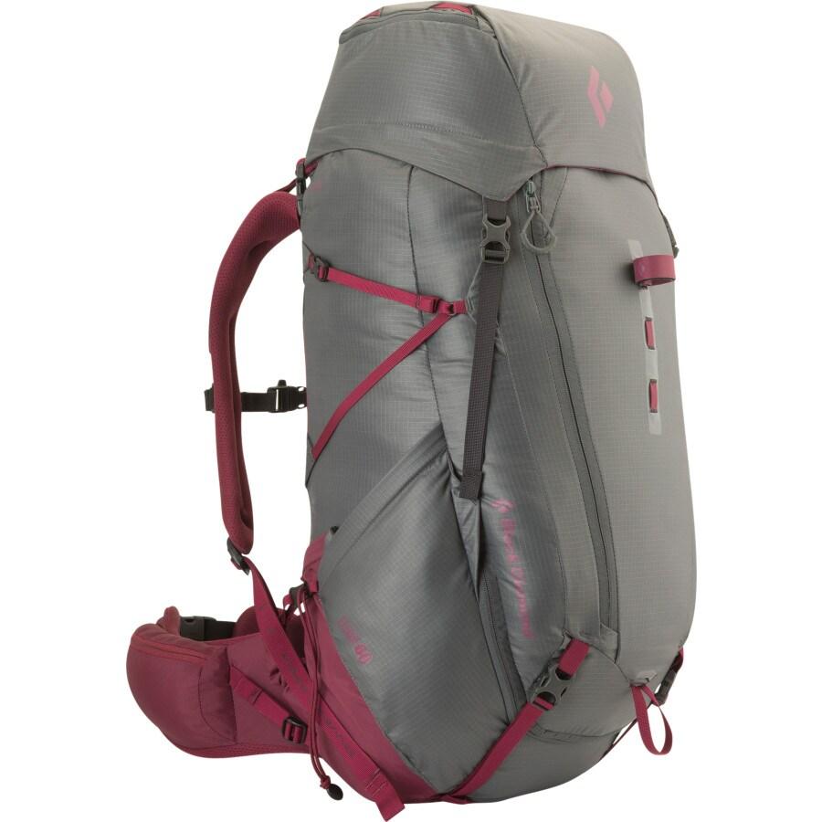 Black Diamond Elixir 60 Backpack - Women's - 3539-3661cu in