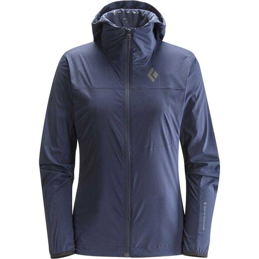 Black Diamond Alpine Start Hooded Jacket - Womens