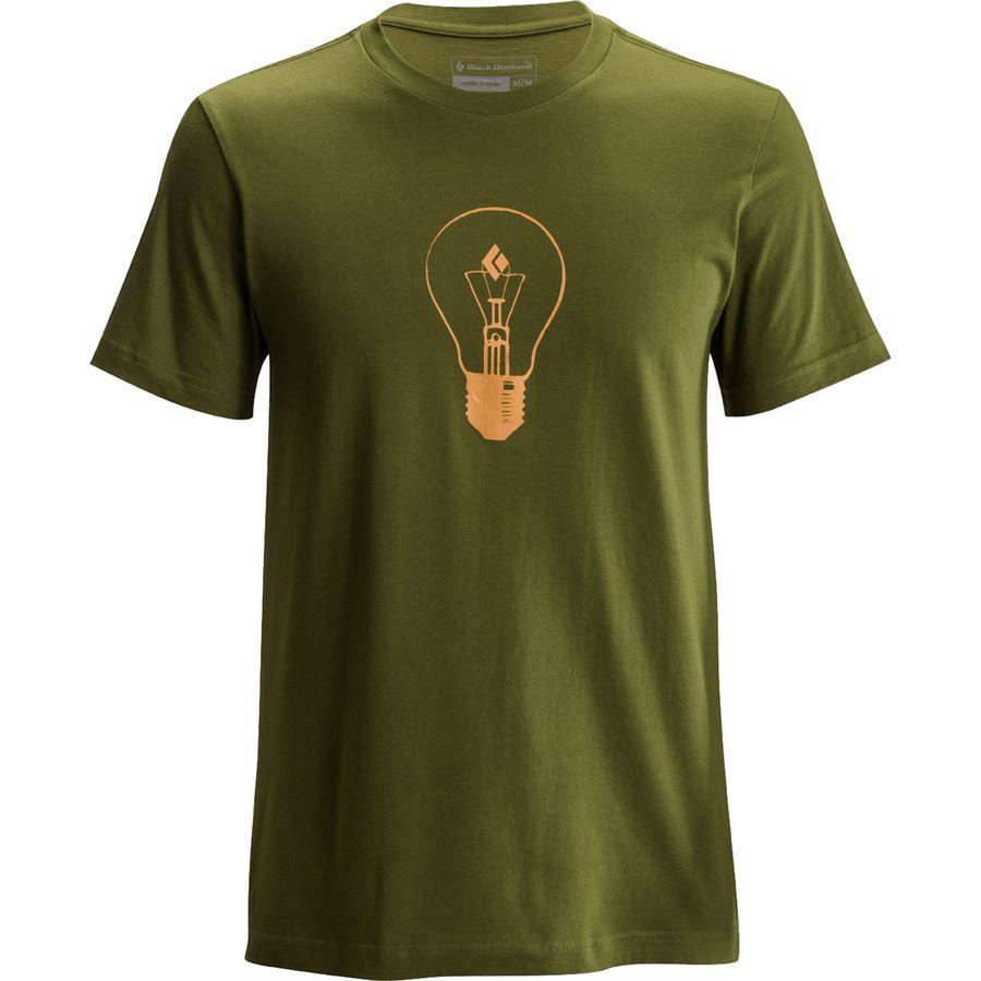 Black Diamond BD Idea T-Shirt - Short-Sleeve - Mens