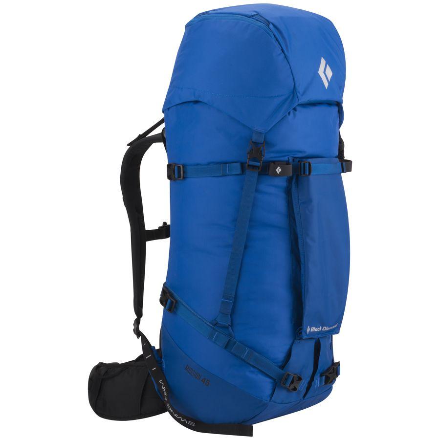 Black Diamond Mission 45 Backpack - 2624-2746cu in