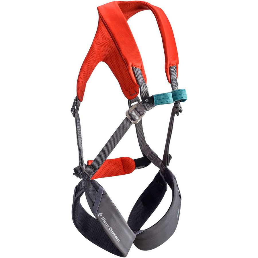 Black Diamond Momentum Full Body Harness Kids