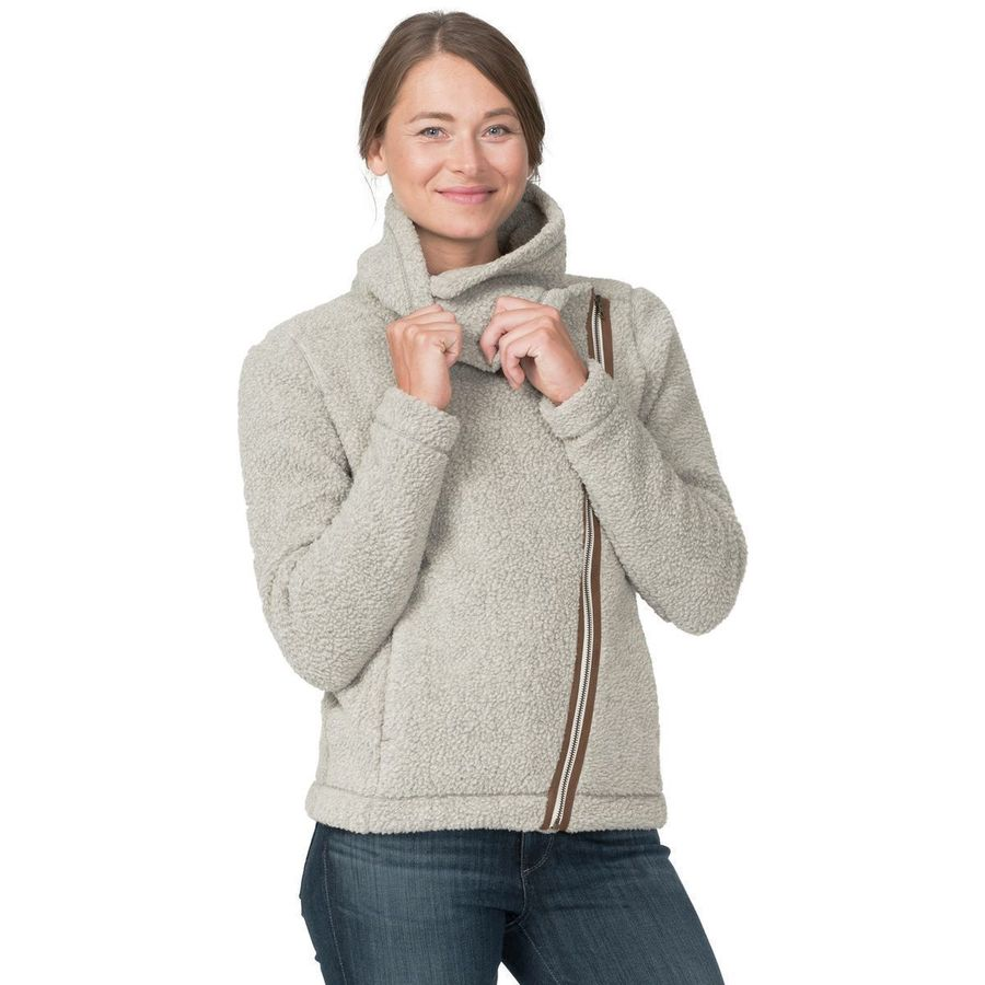 Basin and Range Lily Heavyweight Fleece Jacket - Women's
