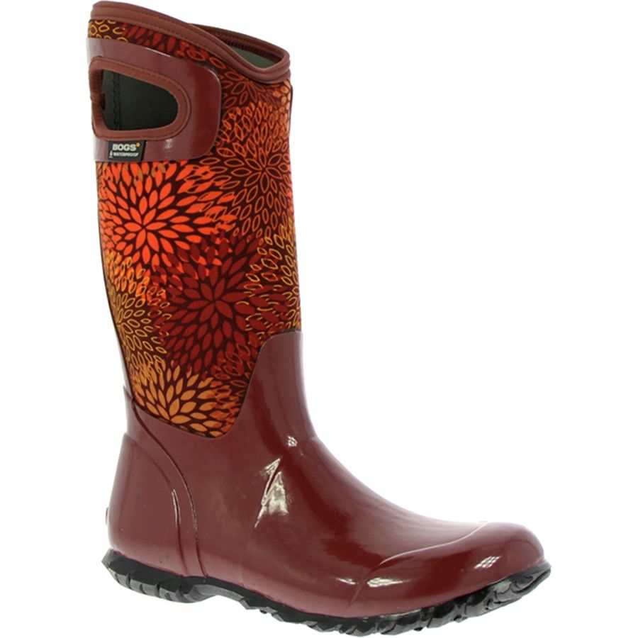 Original Although We Initially Loved The Bogs Womens Summit Rain Boot, We Eventually Discovered That One Of Ours Leaked This Lightweight Product Is Comfortable And Easy To Take On And Off, But Ultimately We Only Found It To Be Useful In Dry