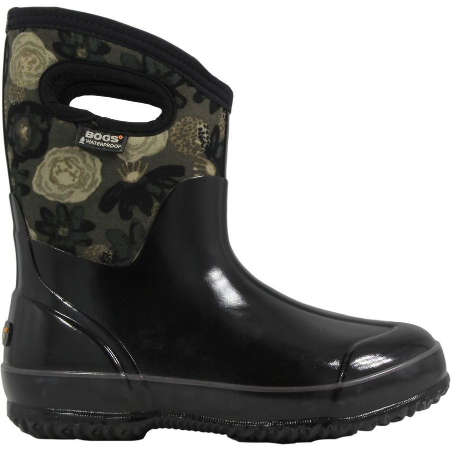 Awesome Bogs Plimsoll Quilted Floral Tall Boot - Womenu0026#39;s | Backcountry.com