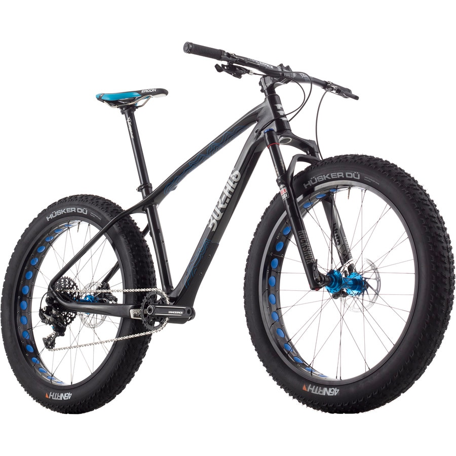 Borealis Bikes Echo X01 Complete Fat Bike - 2016