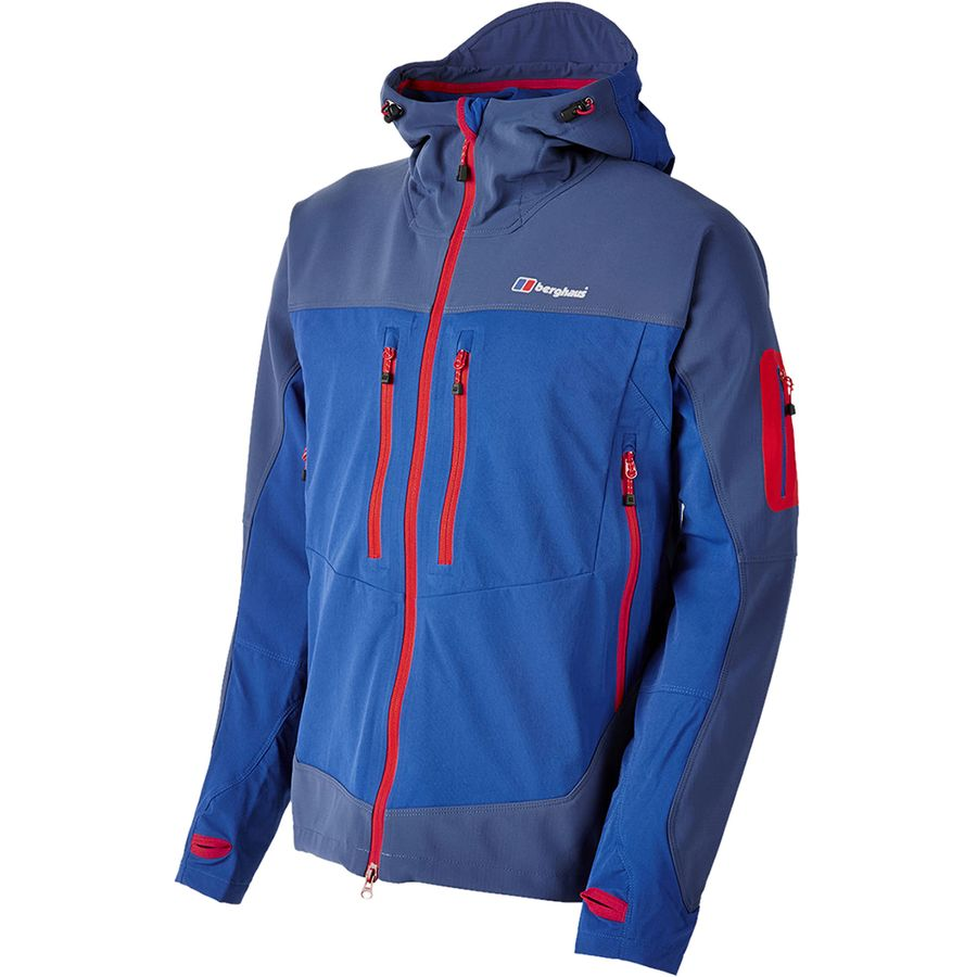 Berghaus Jorasses Softshell Jacket - Men's