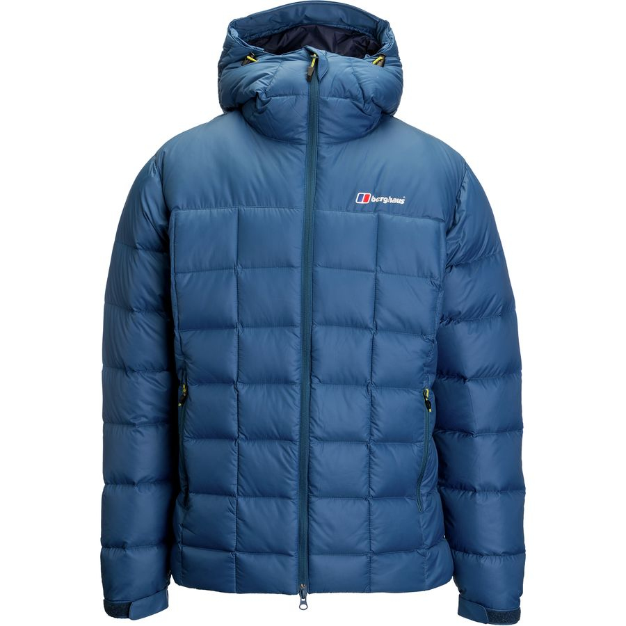 Berghaus Popena Hooded Hydrodown Fusion Jacket - Mens