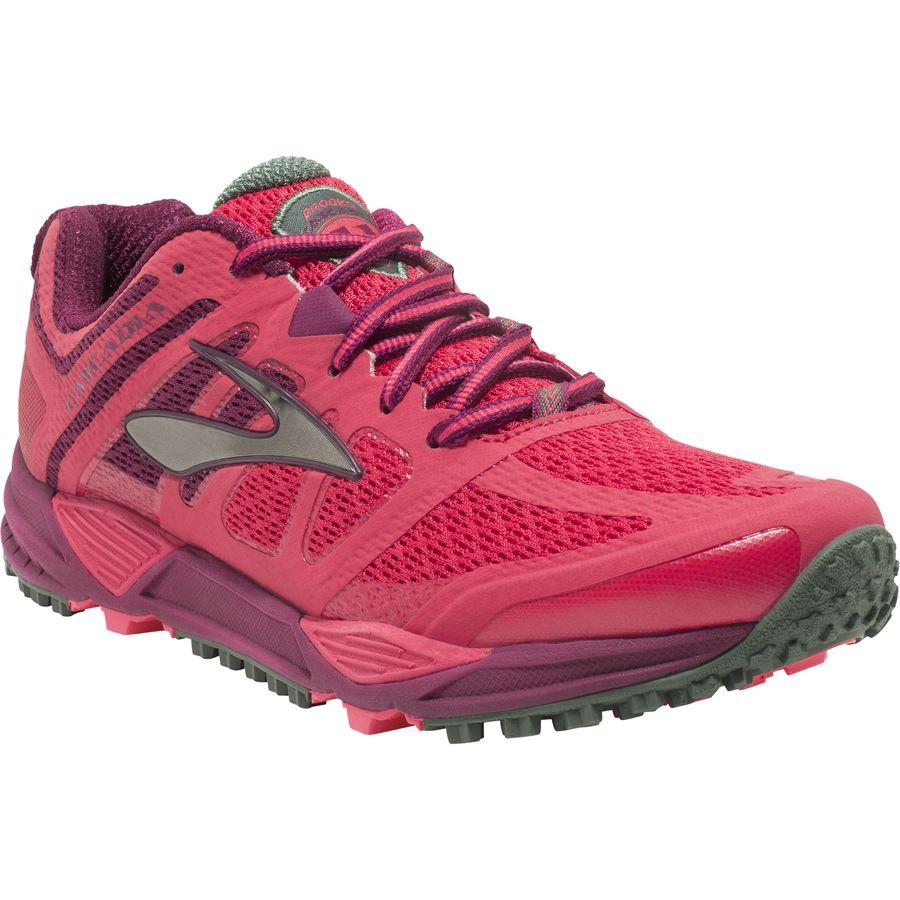 Brooks Cascadia 11 Trail Running Shoe - Womens