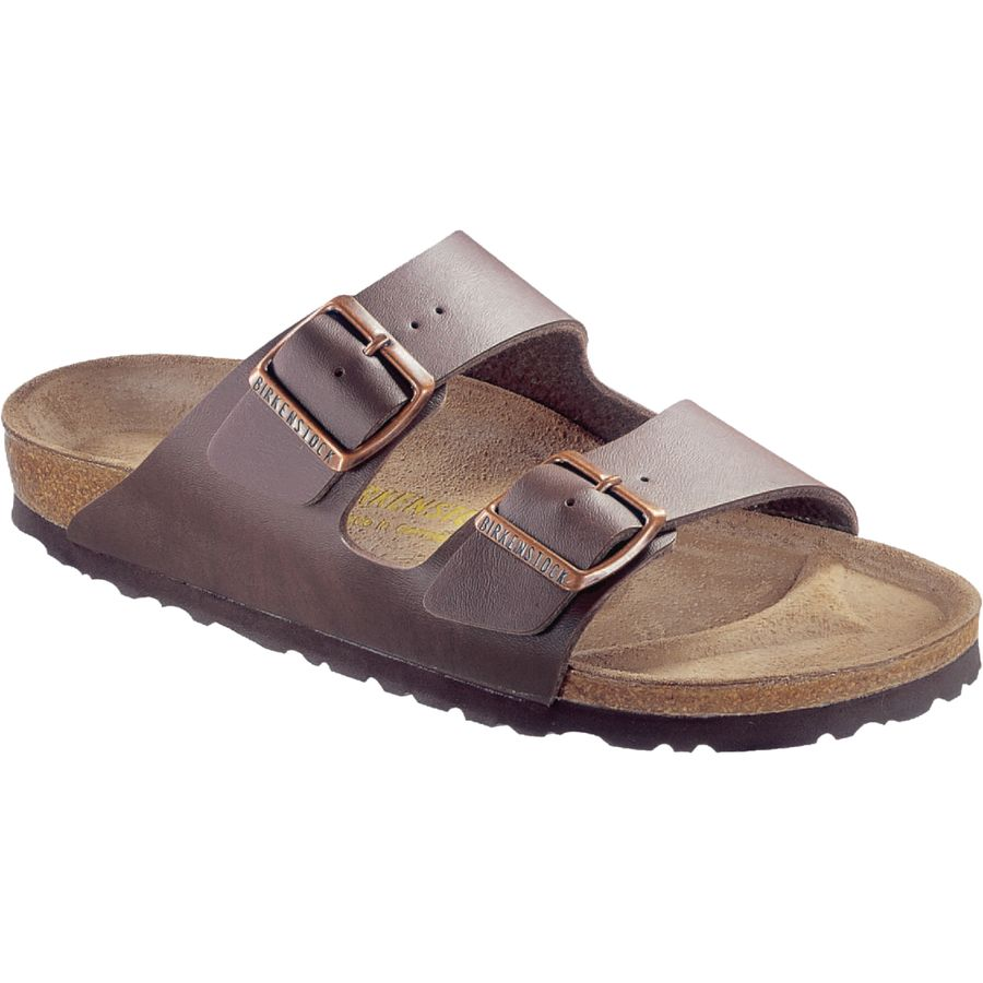 birkenstock arizona leather sandal - womens