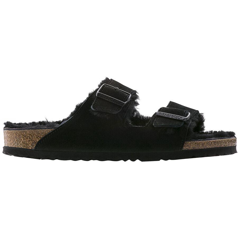 Birkenstock Arizona Shearling Lined Sandal - Mens