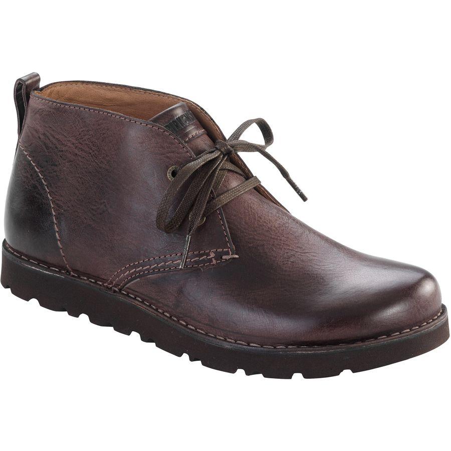 Birkenstock Harris Leather Boot - Mens
