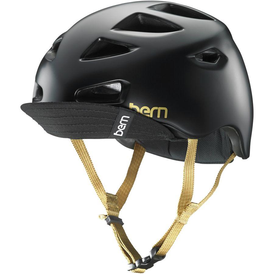 Bern Melrose Helmet with Flip Visor