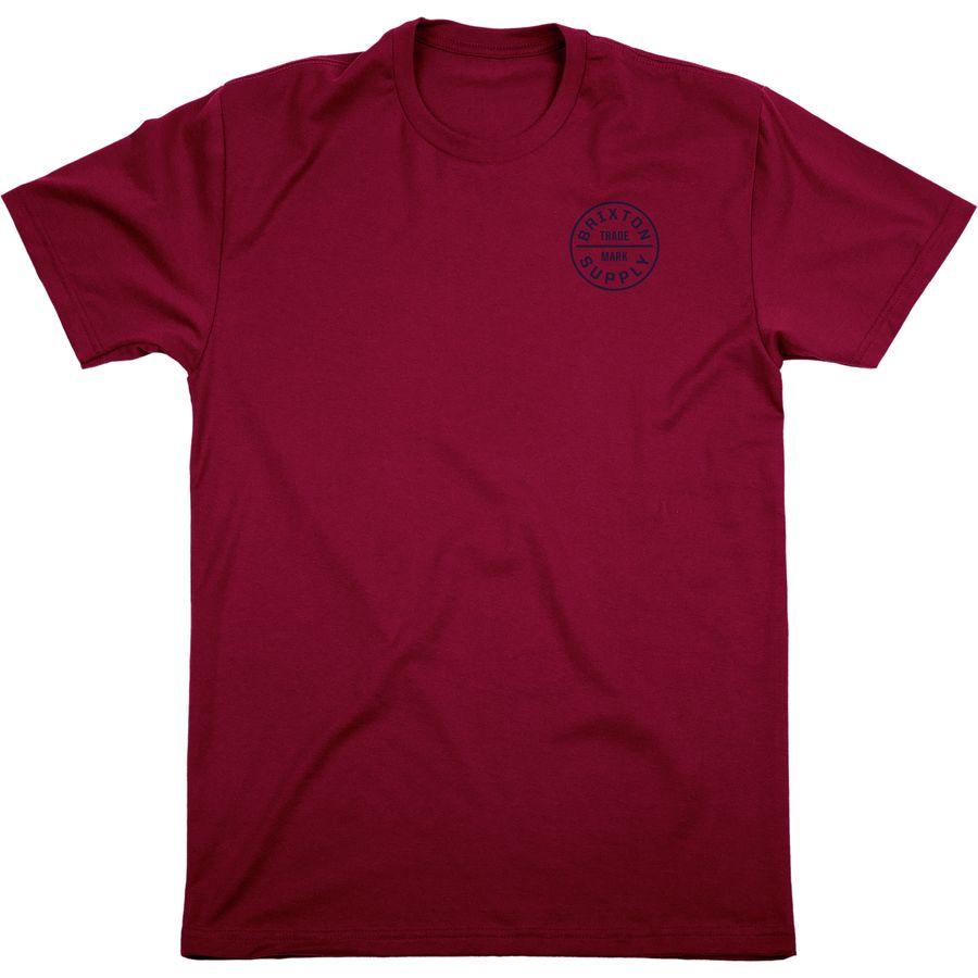 Brixton Oath T-Shirt - Short-Sleeve - Mens