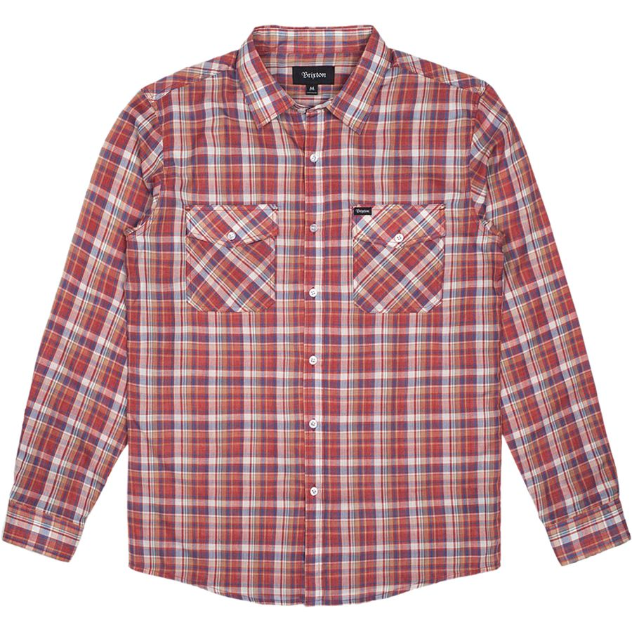 Brixton Memphis Shirt - Mens
