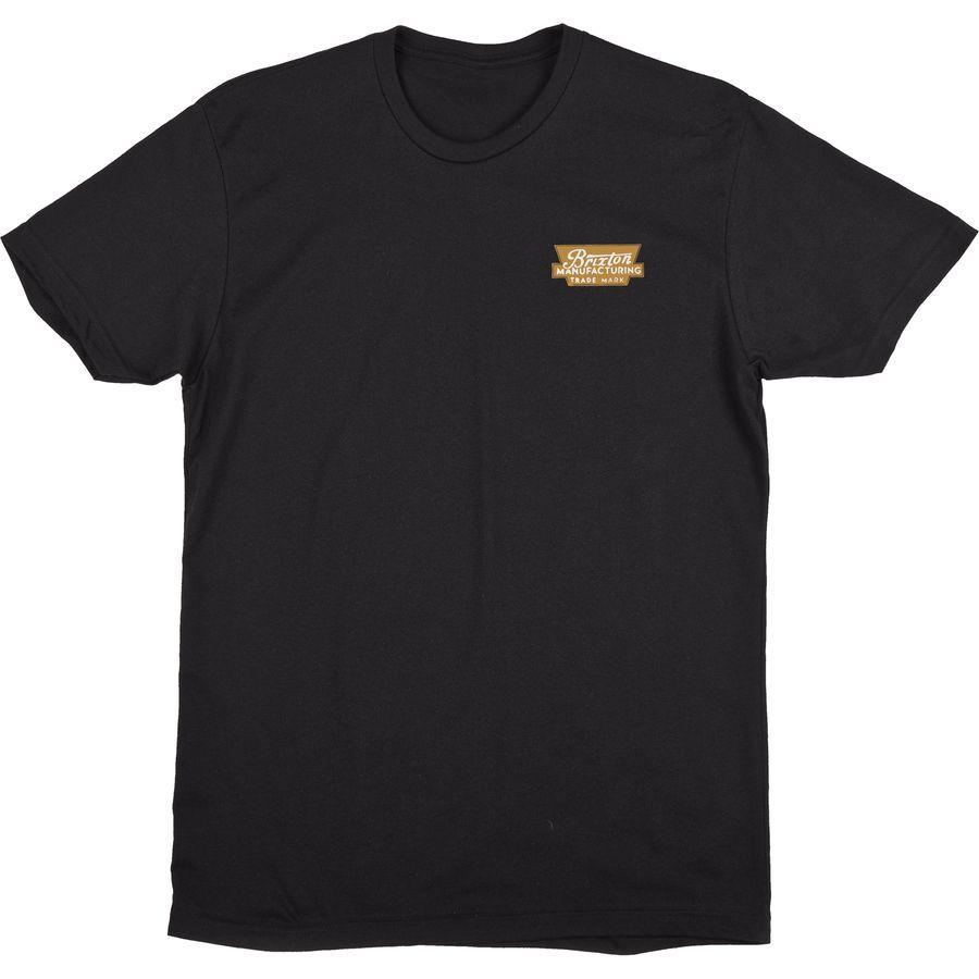 Brixton Plymouth T-Shirt - Mens