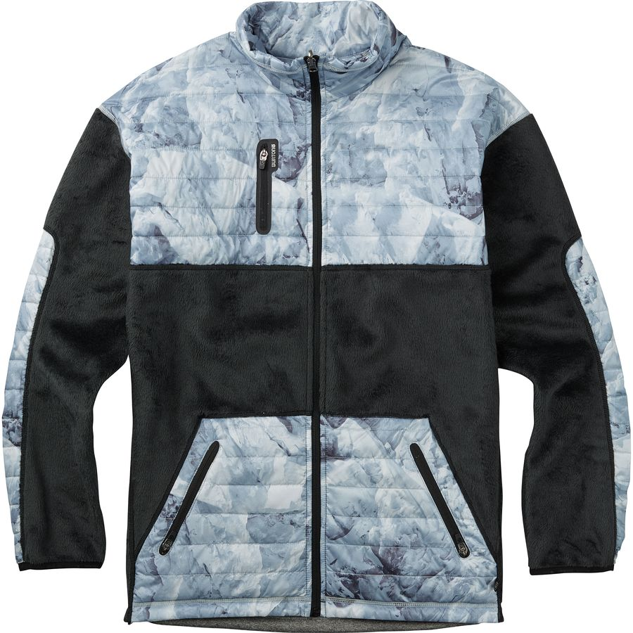 Burton Backside Fleece Jacket - Men's