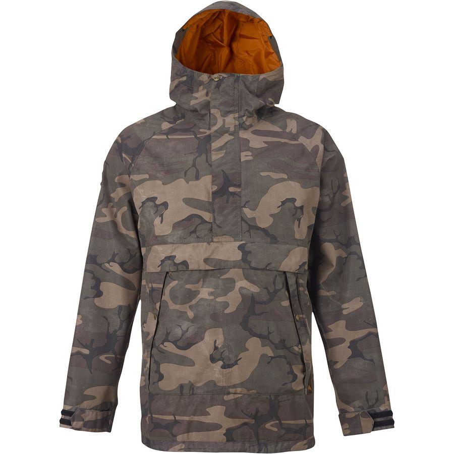 Burton Rambler Anorak Jacket - Men's