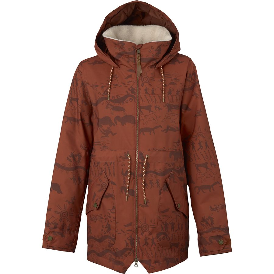 Burton jackets for women
