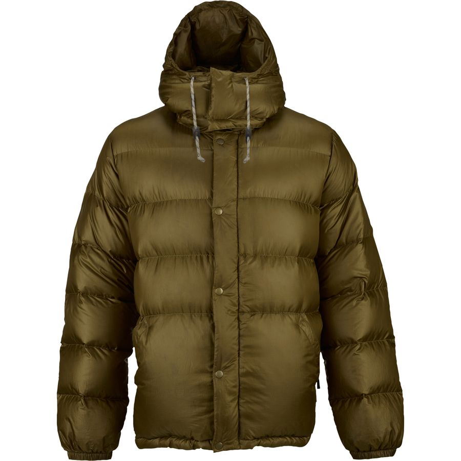 Burton Heritage Down Jacket - Mens