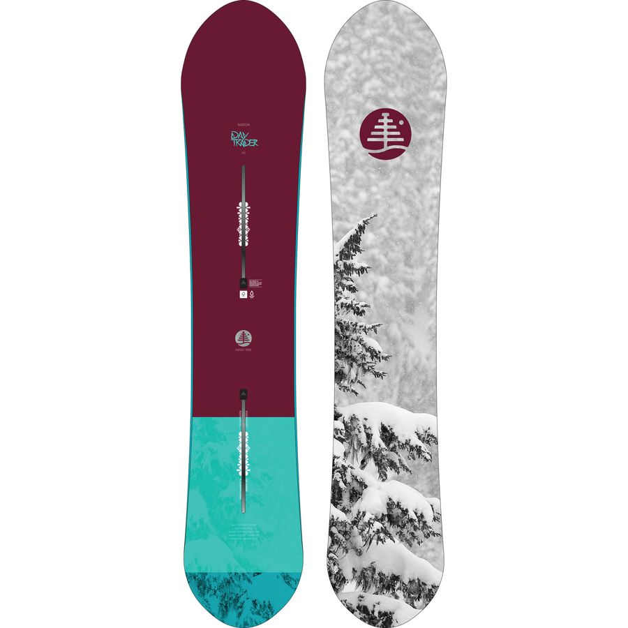 Burton Family Tree Day Trader Snowboard - Women's