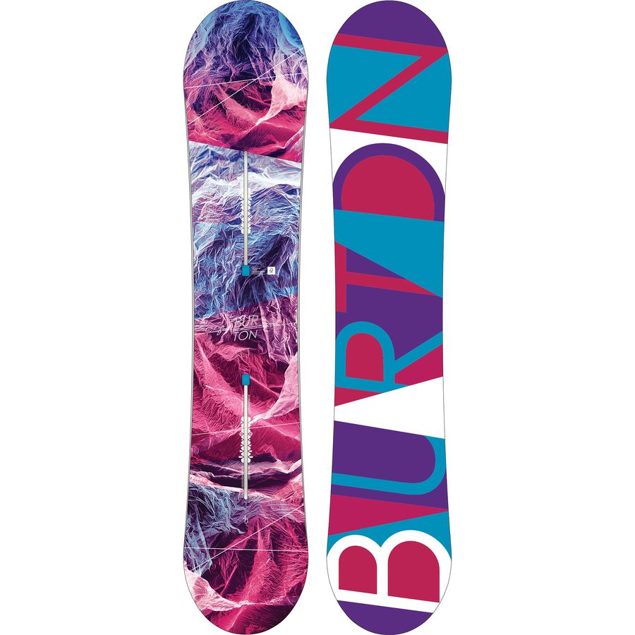 Burton Feelgood Snowboard - Women's