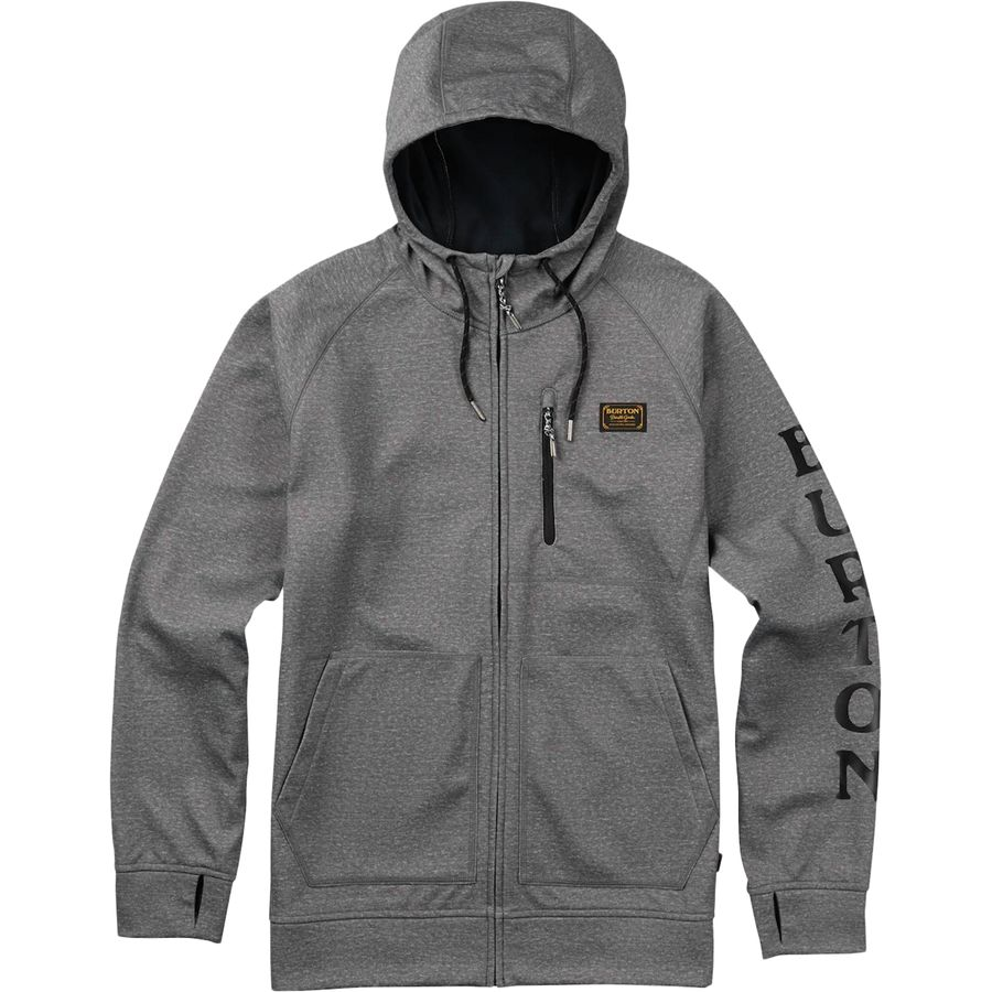 Burton bonded hoodie