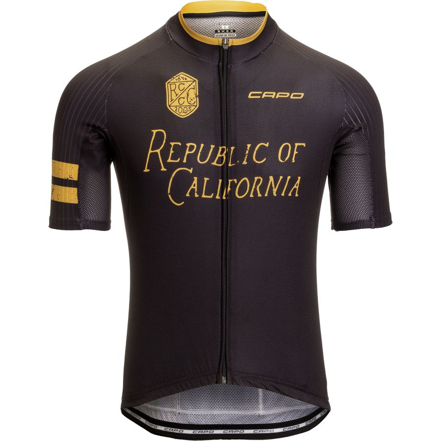 Capo Republic of California Jersey - Men's