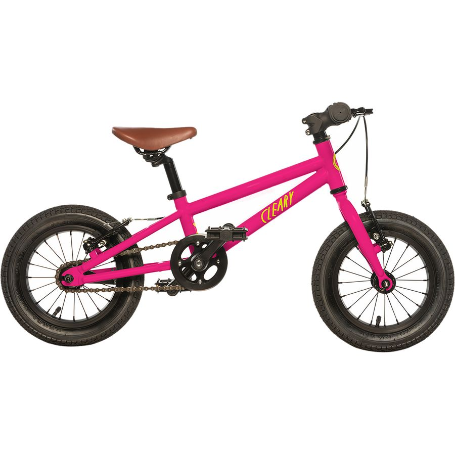 Cleary Bikes Gecko 12in Single Speed Kids' Coaster Bike - 2016