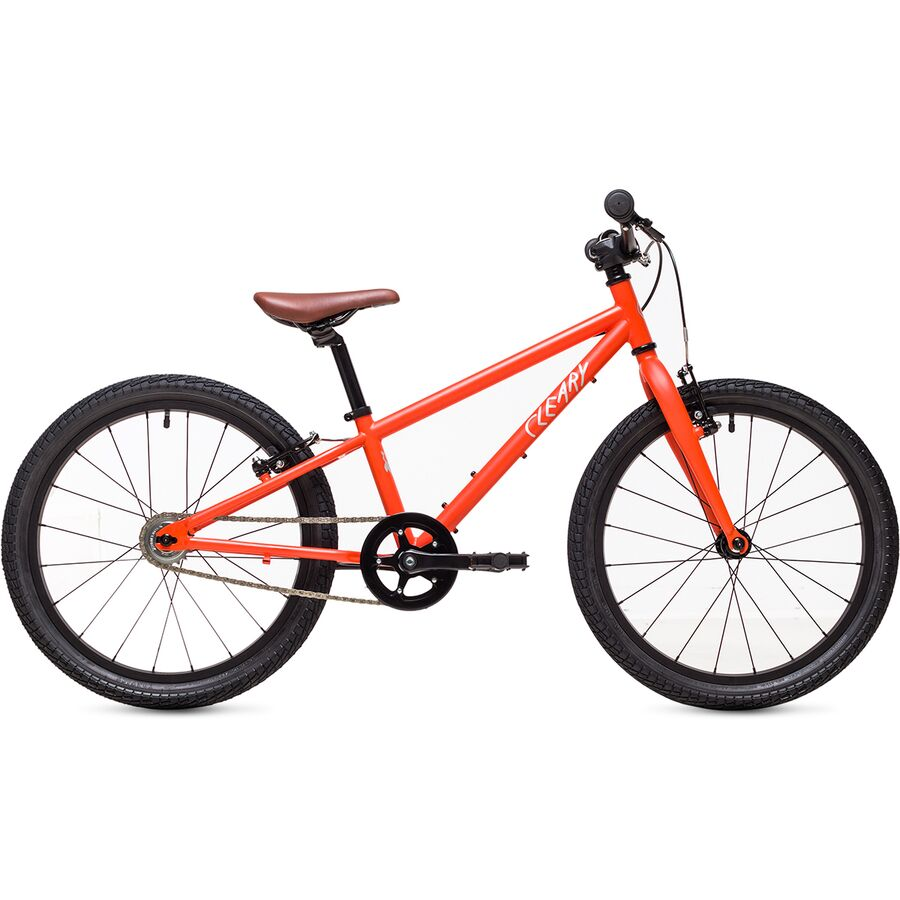 Cleary Bikes Owl 20in Single Speed Kids' Bike - 2016