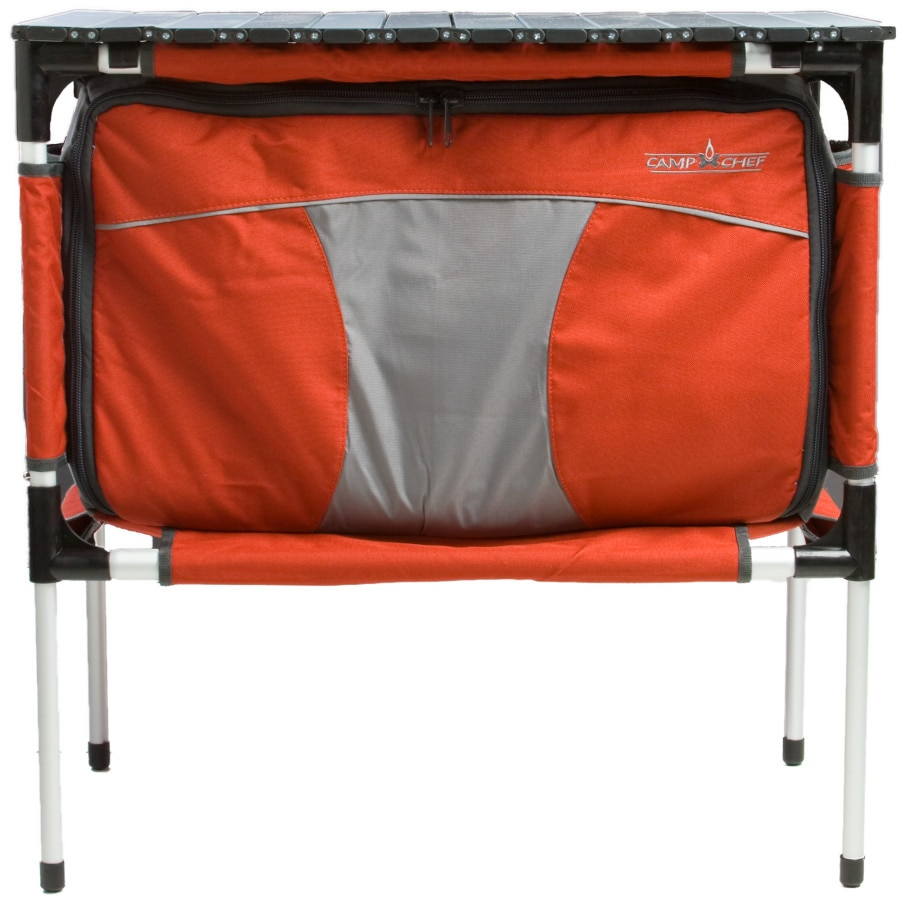 Camp Chef Sherpa Mountain Series Table Amp Organizer