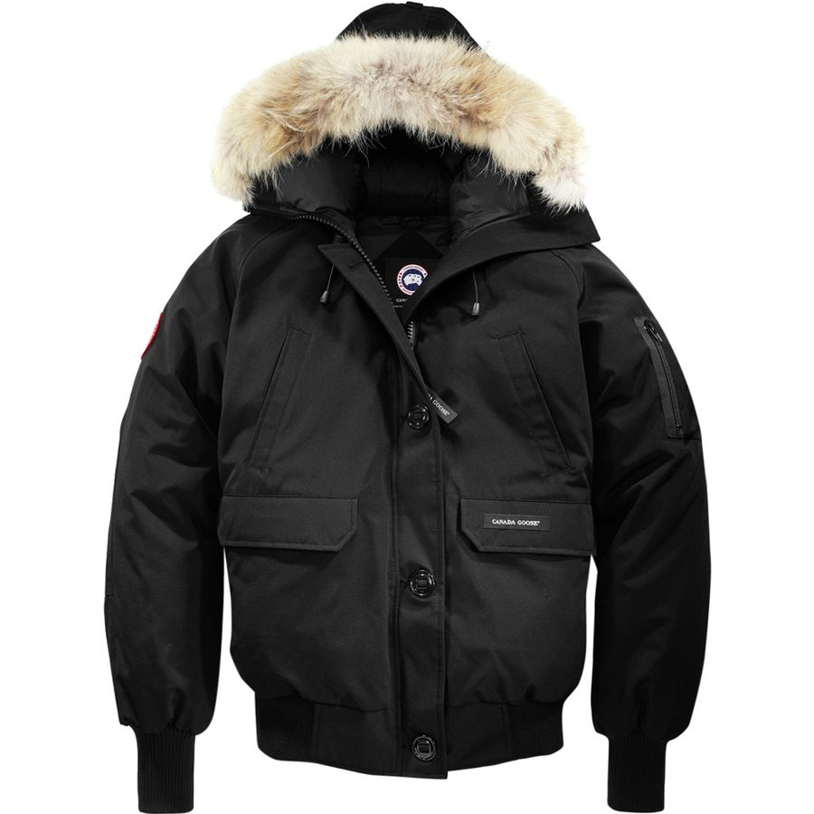 can i wear my canada goose skiing