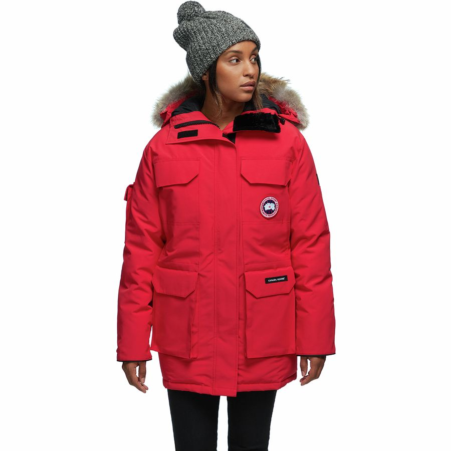 how do you know a canada goose jacket is fake