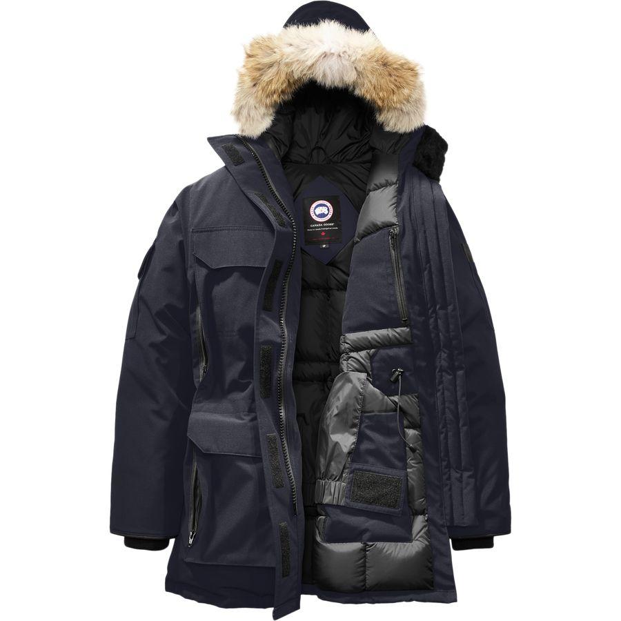 Womens parker jackets
