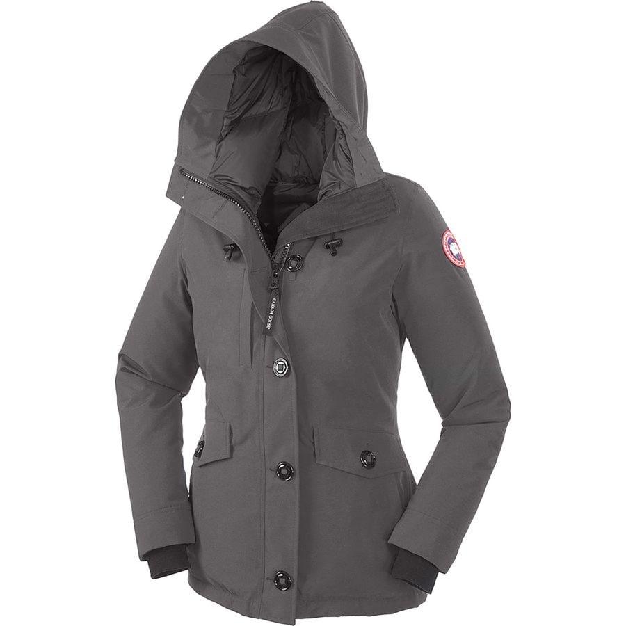 Women goose down coats