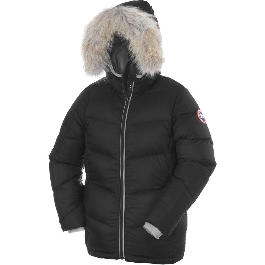 Canada Goose' Taylor Down Jacket - Girls' Black, L