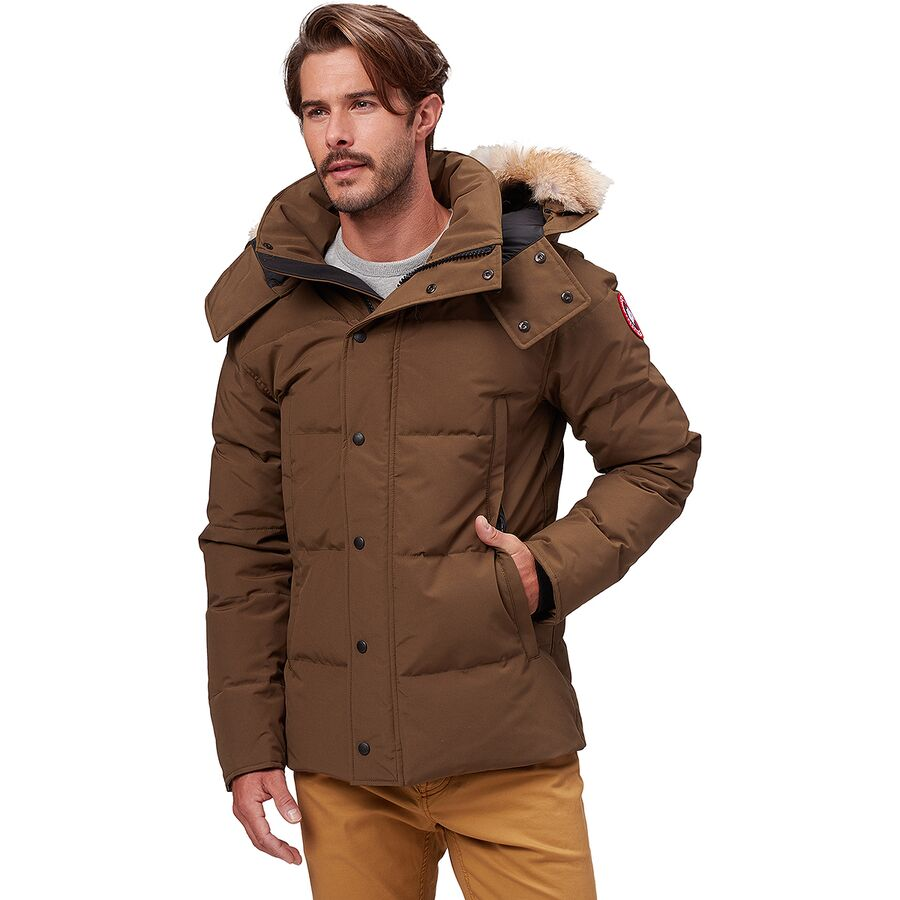 We have the biggest selection of men's down jackets from your favorite brands at the lowest prices | EMS Stores.
