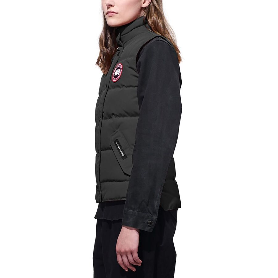 Canada Goose outlet - Canada Goose Freestyle Down Vest - Women's | Backcountry.com