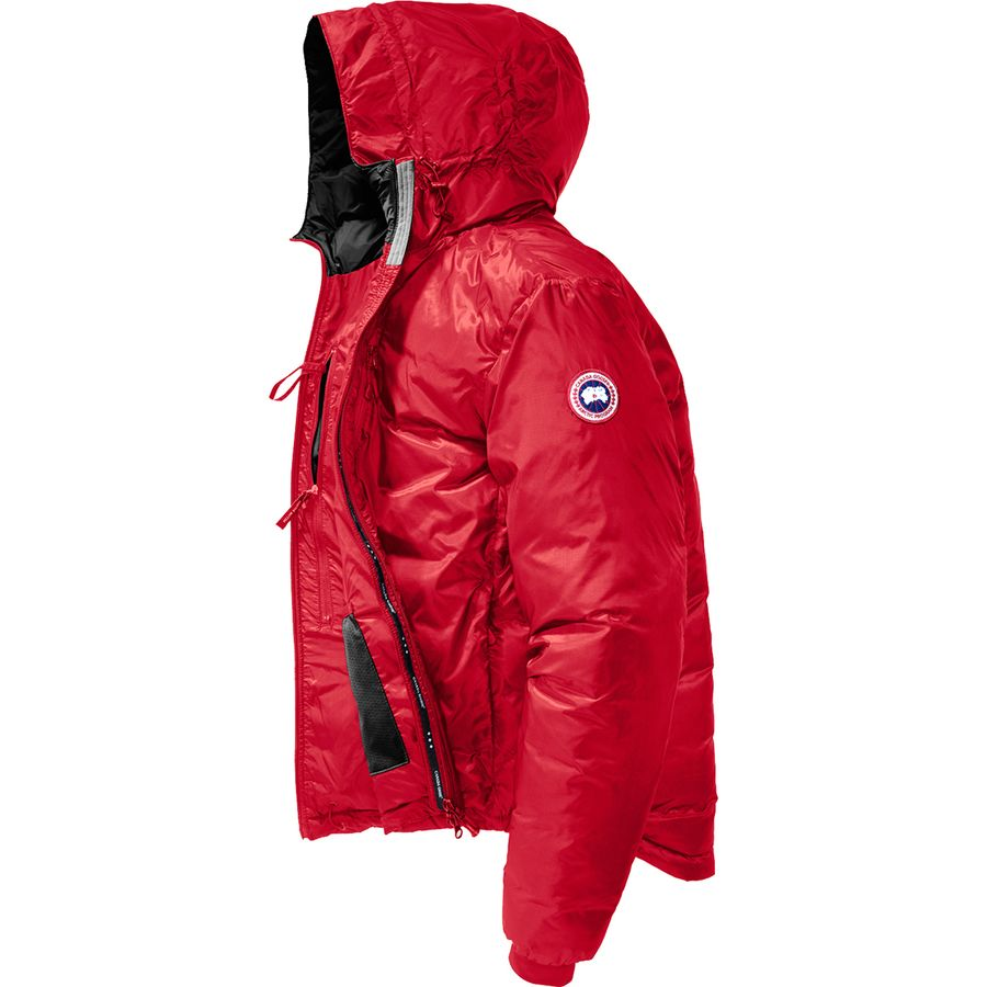 Blazers Canada: Canada Goose Lodge Down Hooded Jacket