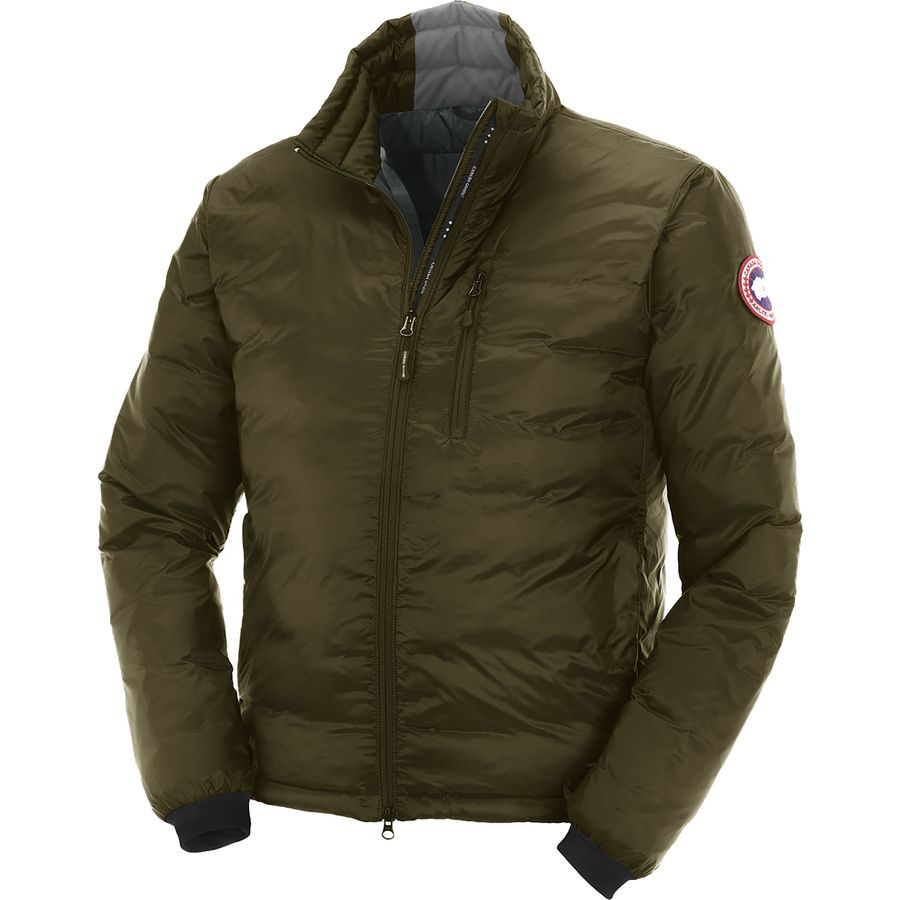 Blazers Canada: Canada Goose Lodge Down Jacket - Men's