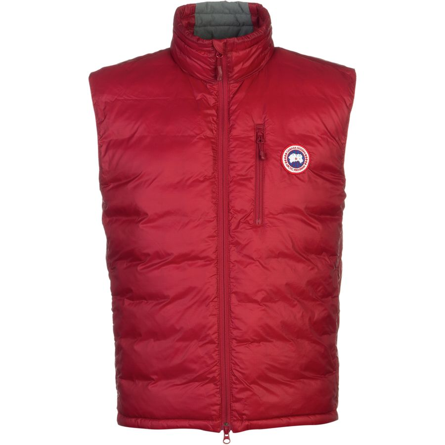 Canada Goose kids outlet 2016 - Canada Goose Lodge Down Vest - Men's | Backcountry.com