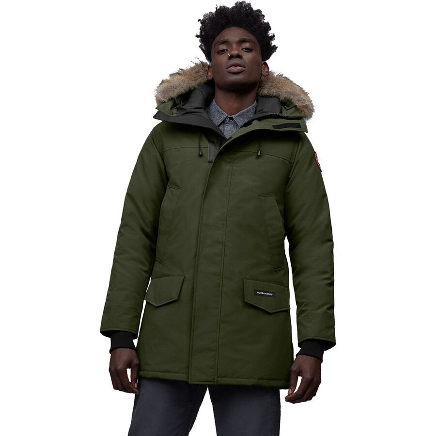 Canada Goose Langford Down Parka Men S Backcountry Com