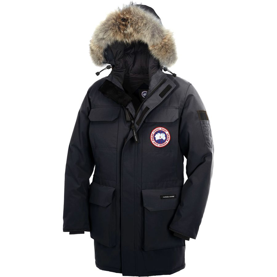 Canada Goose' Chateau Parka - Men's Large - Graphite 66