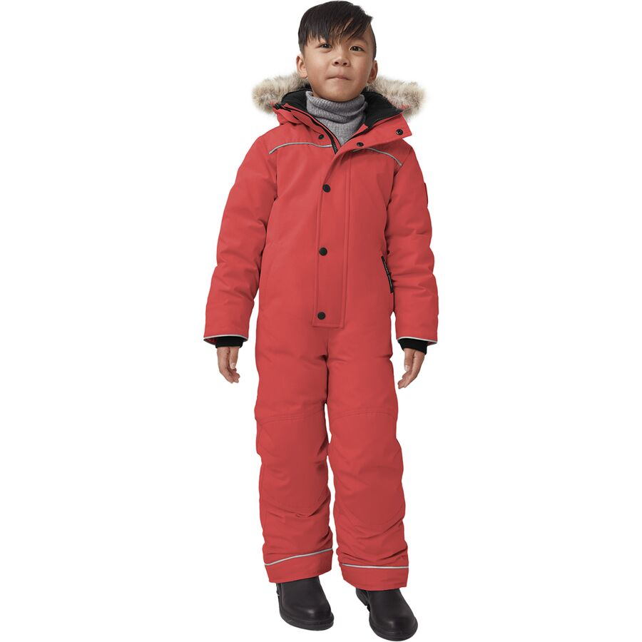 Best One Piece Snowsuits For Toddlers Infant Children One-piece Snow Suit Ski Bibs Pants Gloves for Kids Baby Girl - cover