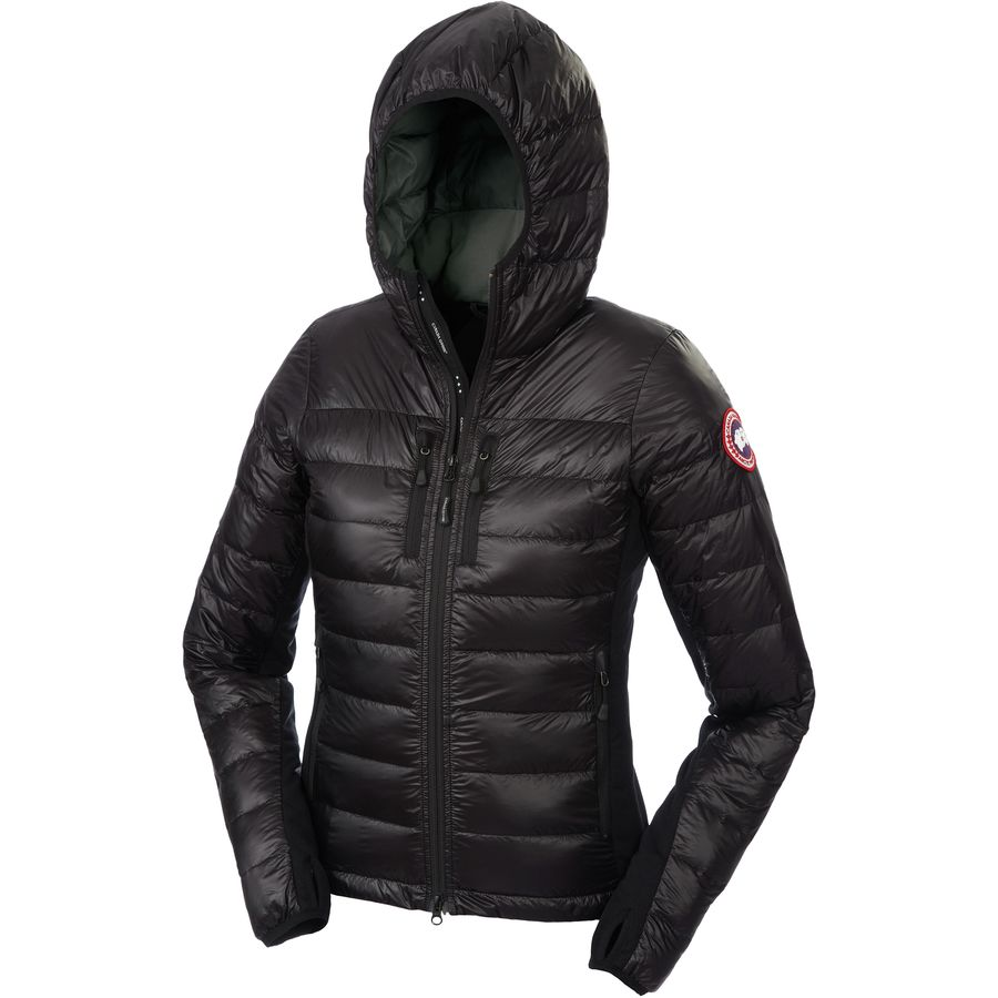 Canada Goose coats sale 2016 - Canada Goose Hybridge Lite Hooded Down Jacket - Women's ...