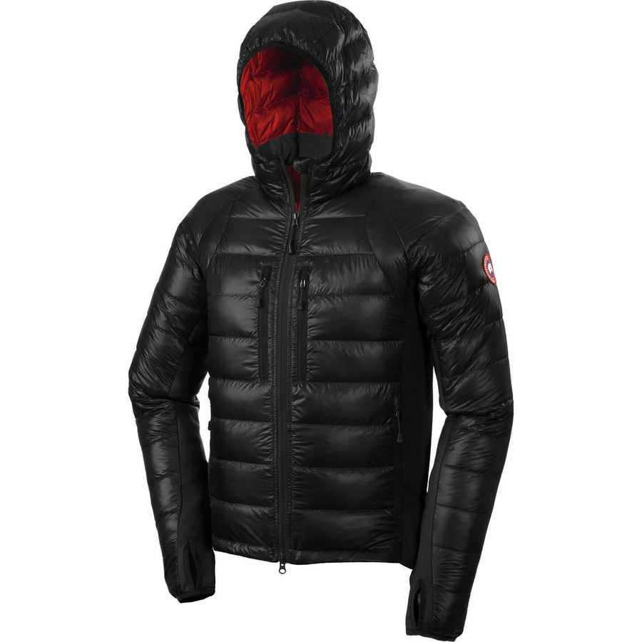 Canada Goose toronto online fake - Canada Goose Hybridge Lite Hooded Down Jacket - Men's ...