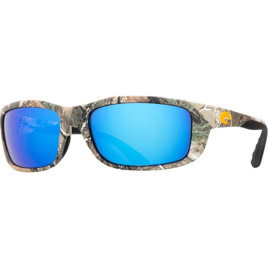 Costa Zane Realtree Xtra Camo Polarized Sunglasses - Costa 400 Glass Lens